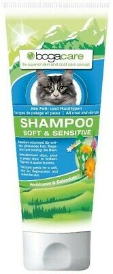 Bogacare Shampoo Soft & Sensitive per Gatto da 200 ml