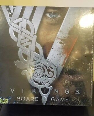 Vikings Board Game New and Sealed