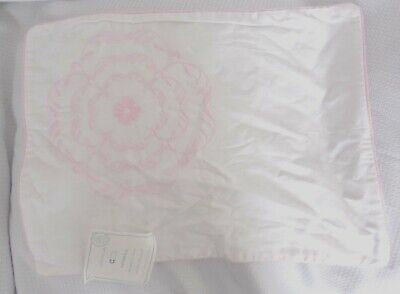 Pottery Barn Baby Pink Floral Veronica Decorative Sham 12 X 16 Pink NWT NLA