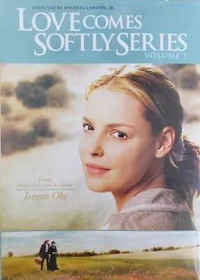 Love Comes Softly Series - Vol. 1 (DVD) Love's Enduring Promise / Long Journey