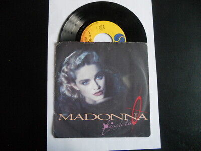 Vinile 45 giri - Madonna - Live to tell / Live to tell (instrumental) - SIRE Ita