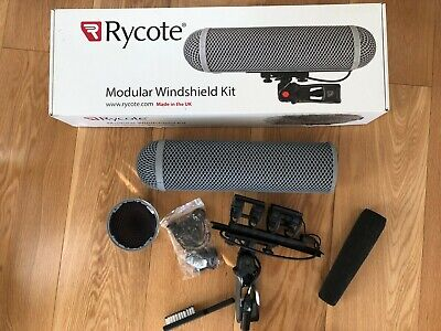 Rycote modular windshield kit (no fur cover)