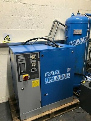 MSA11 Screw Compressor & Receiver