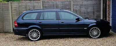 Jaguar x type 2.2 sport estate 2005