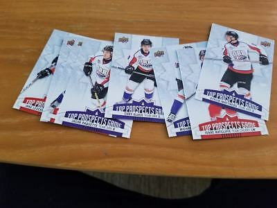 17/18 2017-18 Upper Deck CHL Complete Top Prospects Game 20 Card Set