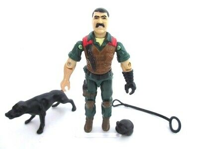 Action Force GI Joe Cobra ☆ MUTT v1 ☆ Figure Rare Hasbro Vintage near 100% 1984