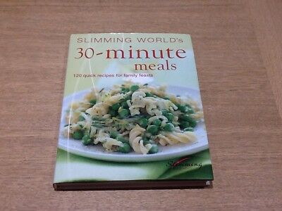 Slimming World's 30 Minute Meals   - Weight Watching  Loss Book Vgc
