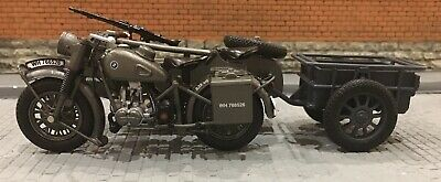 Work With King Country German Motorcycle And Sidecar