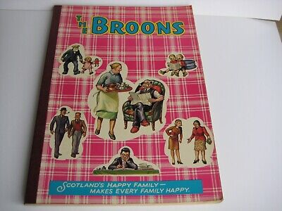 The Broons Annual 1973, Dudley D Watkins