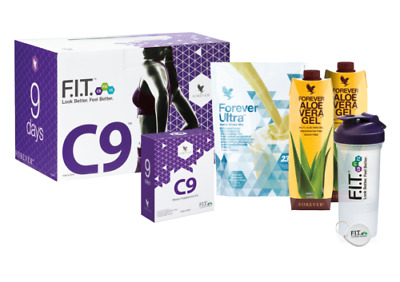 Clean9 Forever Living C9 Programma 9 giorni Dimagrimento