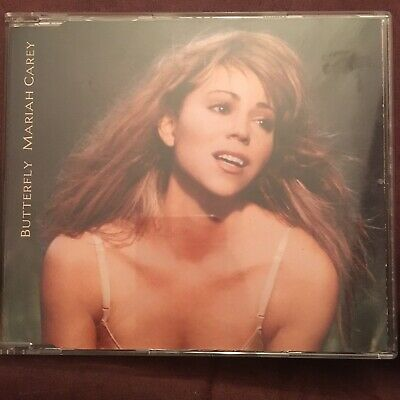 Mariah Carey Butterfly Austria Promo Single