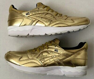 2d29e7d04d50 NWOT ASICS GEL Lyte V Suede Tennis Shoes In Birch And Pink