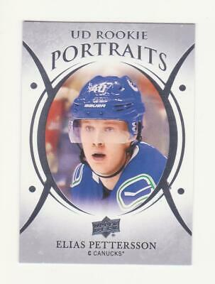 2018-19 UD Series 2 UD Rookie Portraits - Finish Your Set (18-19) P-51 to P-100