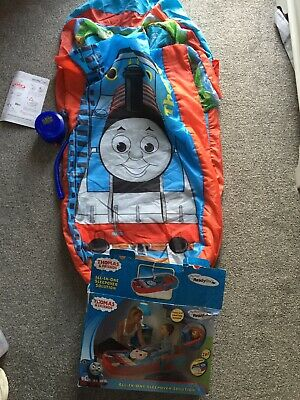Thomas Airbed and Sleeping Bag in One Complete With Box
