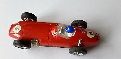 Scalextric CAR MADE IN FRANCE - RARE