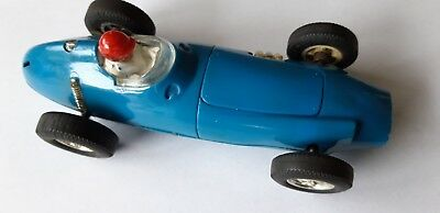 Scalextric CAR MADE IN FRANCE - VERY RARE - BOXED