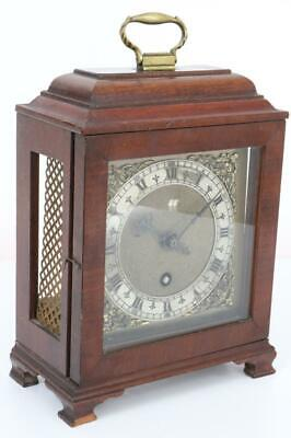 GEORGIAN STYLE MANTEL or BRACKET CLOCK by COVENTRY ASTRAL