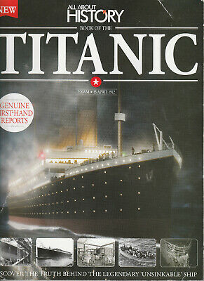 ALL ABOUT HISTORY Magazine Special Edition BOOK OF THE TITANIC (2016)