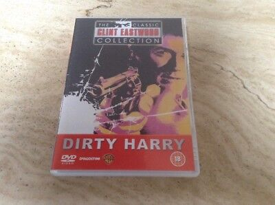 Dirty Harry - DVD - Region 2 - The Classic Clint Eastwood Collection