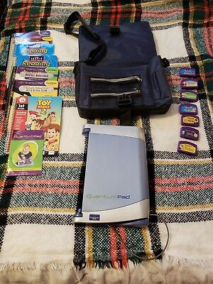 Leapfrog Leappad leap pad Quantum With Stylus working with games