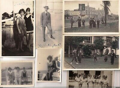 1920s CUBA;1930s NICARAGUA, COSTA RICA from FOREIGN SERVICE OFFICER TOM CRAIN