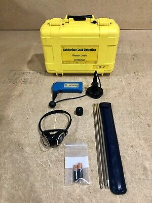 SubSurface Instruments LD-7 Water Leak Detector