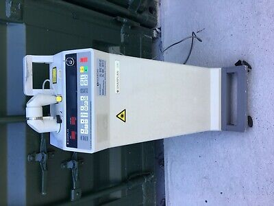 Sharplan 20C Laser with Key and FootSwitch. YOM 1997