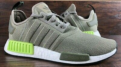exclusive deals affordable price new high quality ADIDAS ORIGINALS NMD R1 Boost Shoes Bd7750 Steel Solar ...