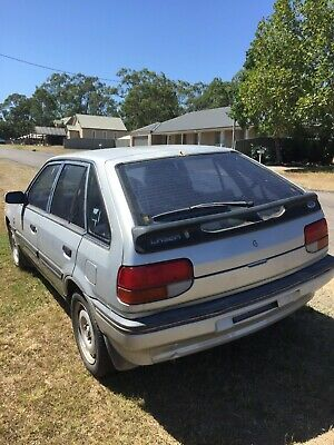 ford laser ka hatch back 1985 Ghia (No Reserve)