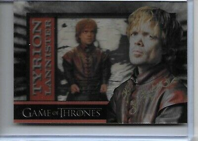 Game Of Thrones Season One Shadowbox Tyrion Lannister