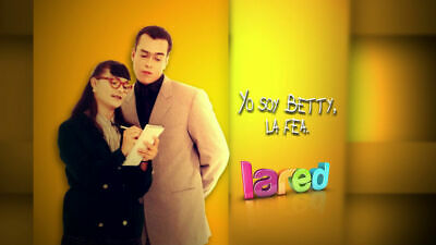 "Colombia,series,""yo Soy Betty La Fea"", 1999, 32 Dvd, 169 Cap"