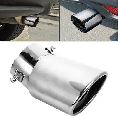 A240 3 Inches Car Tail Throat Decoration Stainless Steel Car Muffler Tip