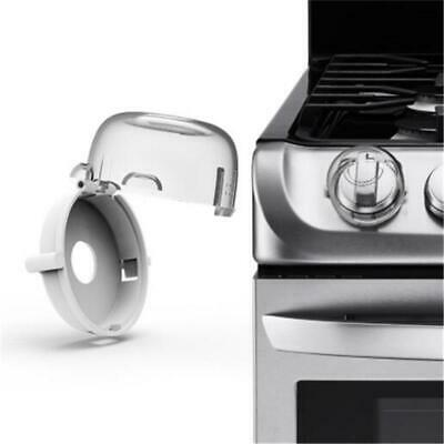 Baby Child Safegaurd Lock Kitchen Cooker Gas Oven Stove Knob Cover Guard BL3