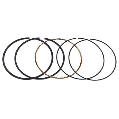 Piston Rings for SUZUKI GN250 DR250 GS1100 GZ250 Marauder TU250 72.25mm Oversize