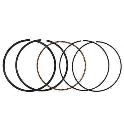 Piston Rings for SUZUKI GN250 DR250 GS1100 GZ250 Marauder TU250 72.5mm Oversize