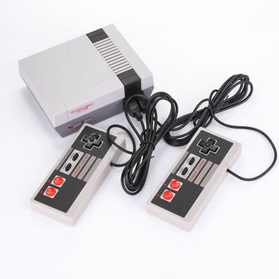 NES Mini Classic Game Console Gift Retro Entertainment System Built-in 620 Games
