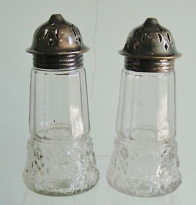 Pair of Victorian or Edwardian Sugar Shakers