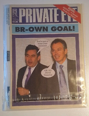 Private Eye -1167 - 15th-28th September, 2006 - mint condition.