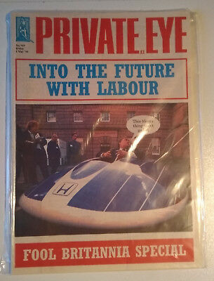 Private Eye - 949 - 1st May, 1998 - mint condition.