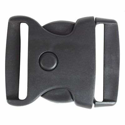 Brand New: Viper 3 Point Quick Release Replacement Security Belt Buckle Black