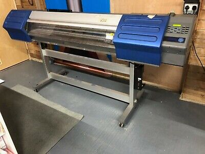 ROLAND SC545EX LARGE Format Vinyl Printer and Cutter Spares or repairs  Mamaki HP