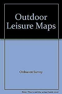 Outdoor Leisure Maps: South Pennines Sheet 21, Ordnance Survey, Used; Good Book