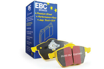 EBC Brakes Yellowstuff Street & Track Brake Pads [DP43042R]