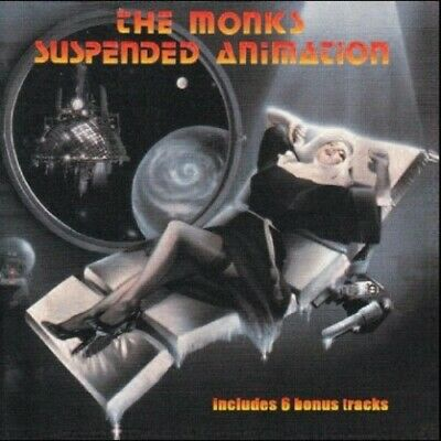 Monks - Suspended Animation (CD Used Very Good)
