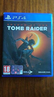 Shadow Of The Tomb Raider PS4 ITA come nuovo