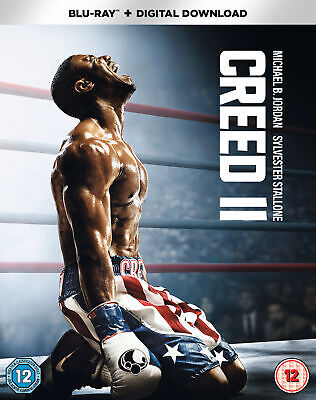 Creed 2 (Blu-ray) Michael B. Jordan, Sylvester Stallone, Tessa Thompson, Wood H