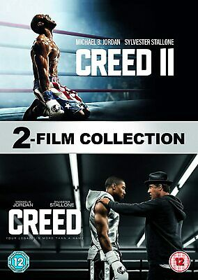 Creed: 2-Film Collection (DVD) Michael B. Jordan, Sylvester Stallone
