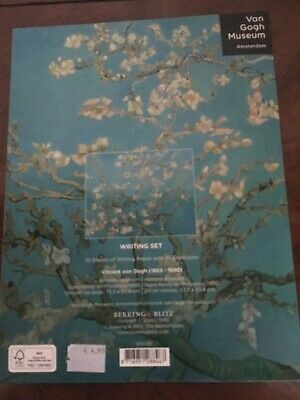 NEW Vincent van Gogh Museum-10 Notecards And Envelopes
