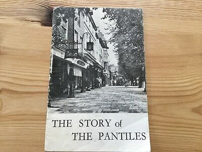 The Story Of The Pantiles Booklet