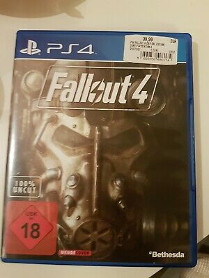 [PS4] Fallout 4 100% Uncut (Sony PlayStation 4, Videospiel) sehr guter Zustand